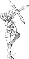 Other - Yuffie by FF7-Growth