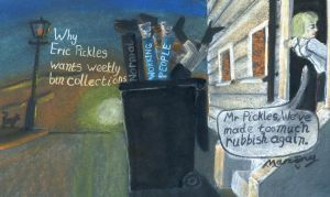 On Weekly Bin Collections by marcony