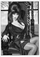 ELVIRA Mistress of the Dark by TimGrayson