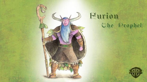 Furion the Prophet by bozwolfbros