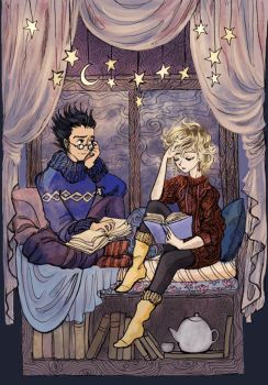 Cozy Leopika by La-Chapeliere-Folle