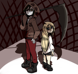 Angels of Death by superrandomstuff
