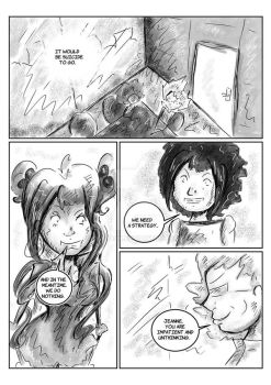 webcomic page 11/by Flash SG by 06flash