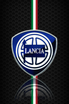 Lancia iPhone wallpaper by danny820