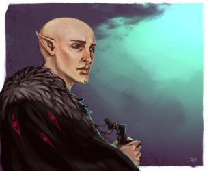 Solas by Neferu