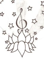 Music Blooming by 013183