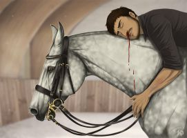 1.9: Death rides a pale horse by Zoubstance
