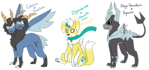 Pokemon Custom Fusions For Night-Chimeras-Cry