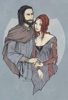 Starks by martinacecilia