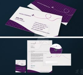 Butterfly Corporate Design by design-on-arrival