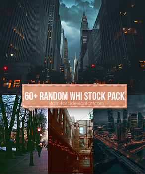 Stock Pack #1 (random) by stam-ford