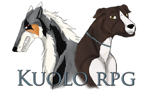 Kuolo RPG logo by Spairnew
