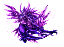 Crystagon by Ravoilie