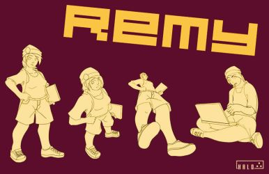 Remy - full design by blue-elem3nt