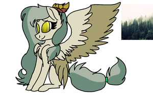 Misty Forest-themed adopt (CLOSED!) by AMiraPone