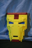 Iron Man mask by Deadpool7100