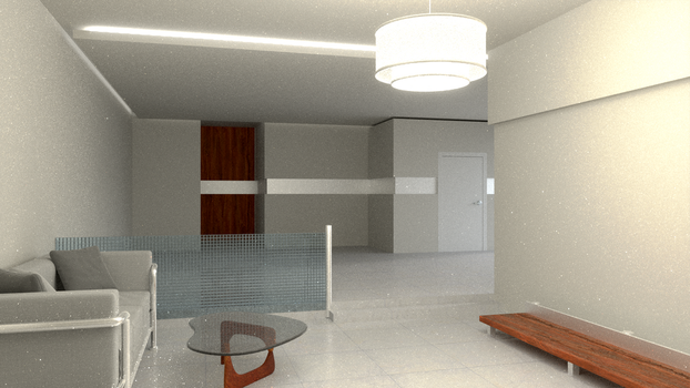 Latest Interior Project by JoeyBlendhead