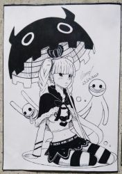 Inktober Day 15 - Perona - One Piece by Eremas-su