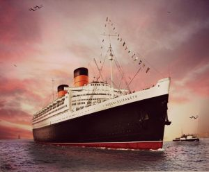 Lady Elizabeth, The Fated Queen by RMS-OLYMPIC