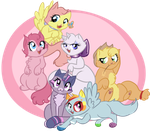 mlp cats! by derpylover900