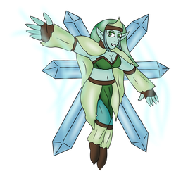Ish The Great Fairy Of Snowhead by TheArgoNinja