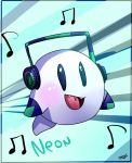 Neon The Boo Request (Kirby1213) by mariogamesandenemies