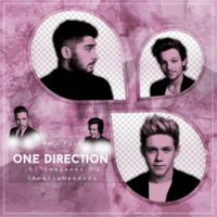 ONE DIRECTION PNG Pack #3 by LoveEm08