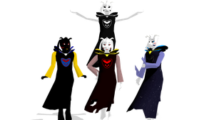 God Asriel Pack 1.1 by UltimateQuick