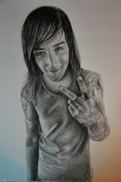 Mitch Lucker by FacesOfRuin