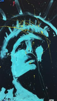 Statue of Liberty 2 (SP) by INF3CT3D-D3M0N