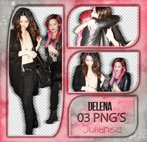 Photopack PNG #07 ~Delena~ by juliahs1D