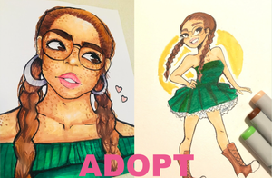ADOPT - Stanley by ZoldierMarshall