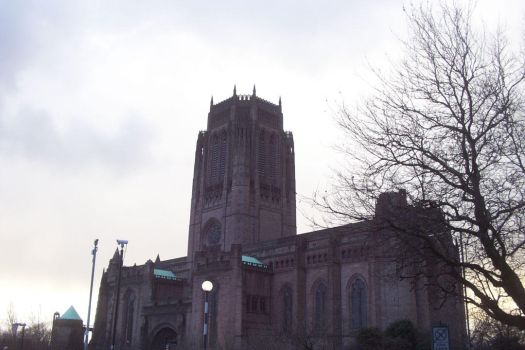 Liverpool Cathedral 01 by arporter