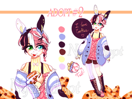 [OPEN] Adopt Auction 2 by NyaStyle