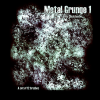 Metal Grunge 1 by Cloakhunter