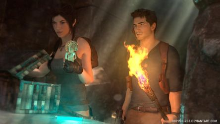 Tomb Raider: The Uncharted Chronicles by doppeL-zgz