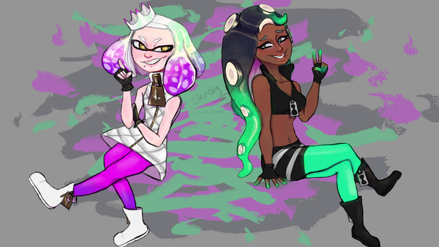 Off the Hook by SlenderSpawn