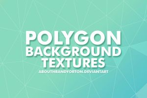 Polygon Background Textures by AbouthRandyOrton