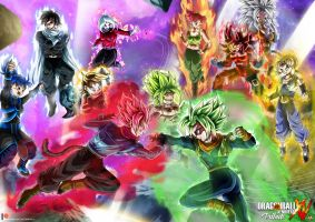 Xenoverse's Tribute by Maniaxoi