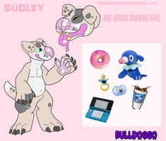 COMFORT SONA|DUDLEY REF SHEET by WOODLAND-GHOUL