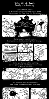 Daily Life of A Poro by ymira