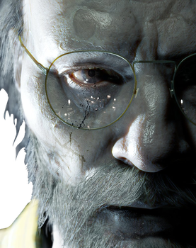 Resident Evil VII Biohazard Jack Baker Render by The-Blacklisted