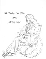 The 1910 Witch of New York by JesIdres