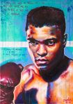 Muhammad Ali by pErs