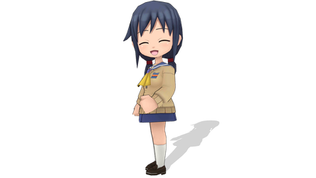 Ayumi Corpse Party BD Finally Rigged!! +DL by Amnesia567