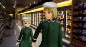 Hetalia MMD - If you don't mind by YuMoriChii