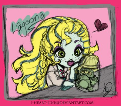 Monster High: SCIENCE by I-heart-Link