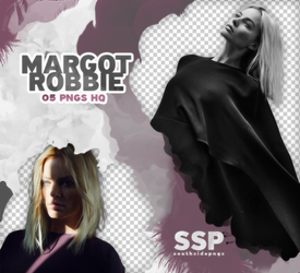 Png Pack 3839 - Margot Robbie by southsidepngs