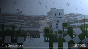 The Snowman by Chiland