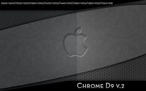 Chrome D9 v.2 by Allucard9